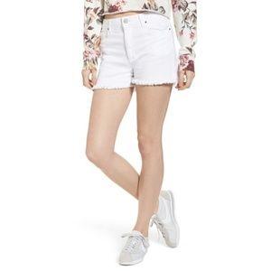 BP Shorts - BP. High Waist Cutoff Denim Shorts